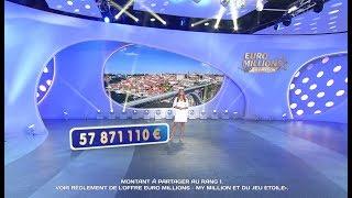 Tirage Euromillions My Million du vendredi 28 juillet 2017 : 1 gagnant au Royaume-Uni !