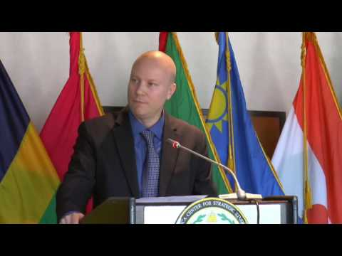 Countering Violent Extremism in the Horn of Africa - Benjamin Nickels