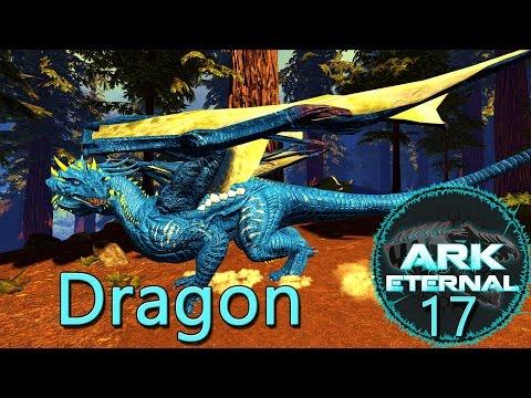 ARK ETERNAL #17 | Water Dragon taming + schwacher Prime!!!!! | ARK Deutsch • ARK German