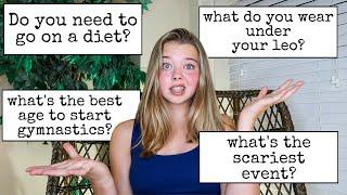 Gymnastics Q&A | Whitney Bjerken
