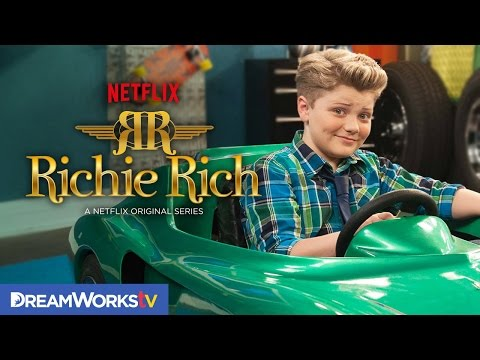 Richie Rich - Official Trailer - Netflix Kids Originals