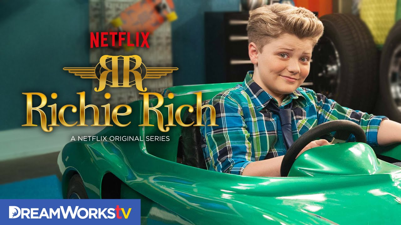 Richie Rich op Neflix