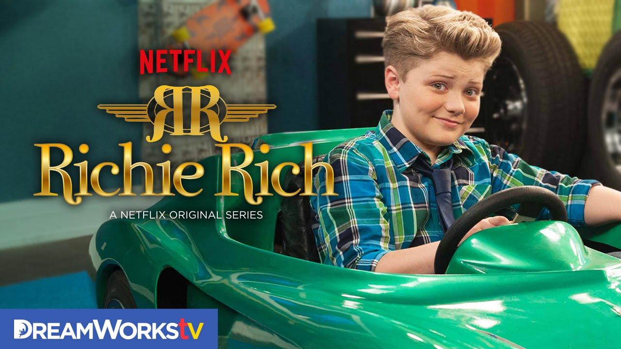 Richie Rich op Neflix