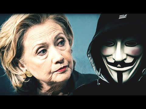 Thumbnail: Anonymous - Message to Hillary Clinton