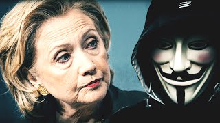 Anonymous - Message to Hillary Clinton