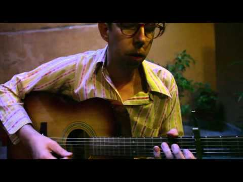 Darren Hayman - I Taught You How To Dance | UNPLUGGED IN MONTI