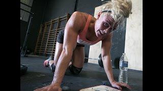 Тренировки звезды кроссфита Сары Сигмундсдоттир/ Workout crossfit Sara Sigmundsdóttir