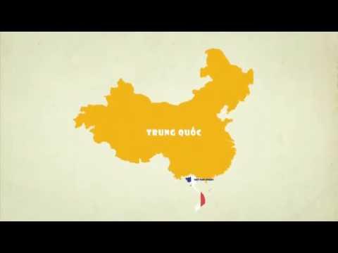 Quá trình hình thành đất nước Việt Nam