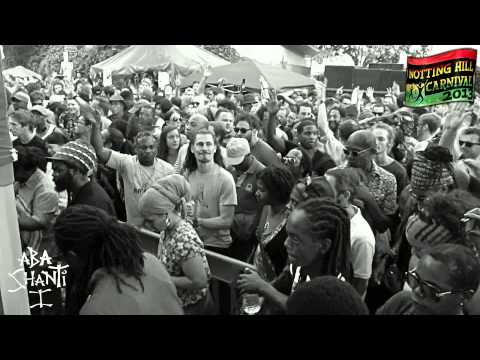 "Notting Hill Carnival 2013 - Aba Shanti-I ▶ TNT Roots ""The Anthem"" ㉖"