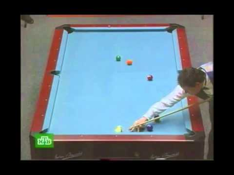 Possible The Best shot in history of pool by Jimmy White
