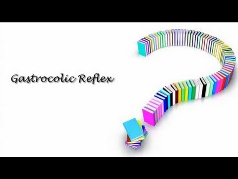 Gastrocolic Reflex