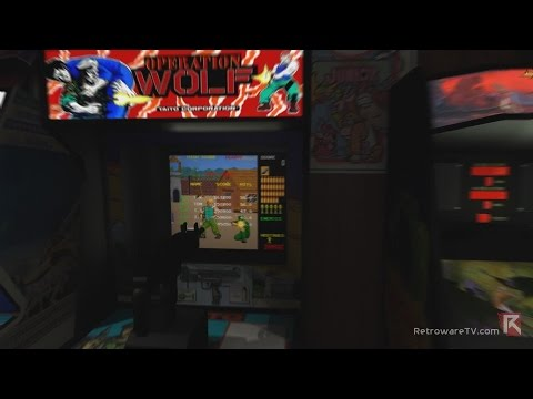 Operation Wolf (Arcade, 1987) - Video Game Years History