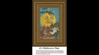 Halloween Counted Cross Stitch Patterns & Kits 2013