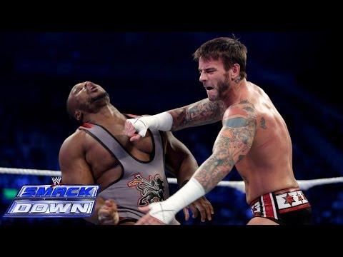 CM Punk vs. Big E. Langston: SmackDown, Oct. 18, 2013