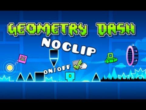 Geometry Dash Noclip Mode! No Hack!