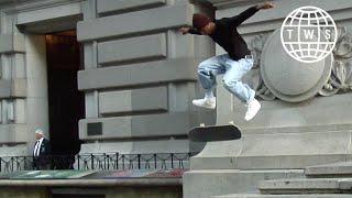 Carl Aikens, CWC Part | NYC Skateboarding