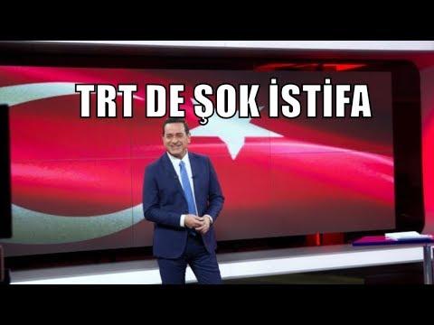 TRTde şok ayrılık! Sunucu Zafer Kiraz TRT'den istifa etti!!