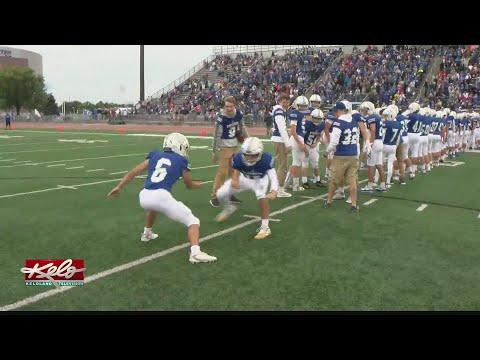 Brandon Valley rolls past O'Gorman in 41st Dakota Bowl