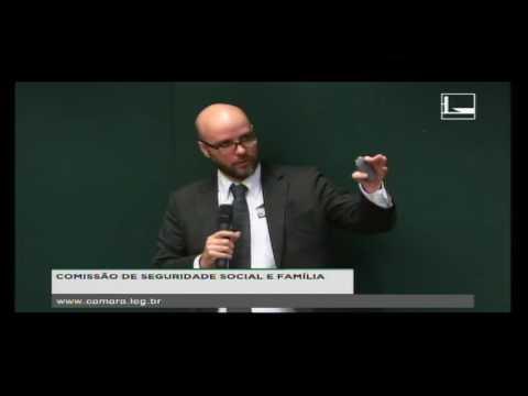 SEGURIDADE SOCIAL E FAMÍLIA - Audiência Pública - 20/10/2016 - 09:39