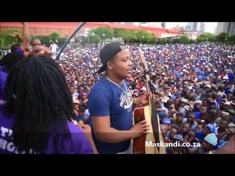 Qhosha & Khuzani Live Ethekwini Uyadlala Mbhemu Inhlinini Yoxolo Launch