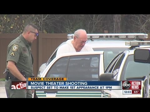 Wesley Chapel movie theater shooting...