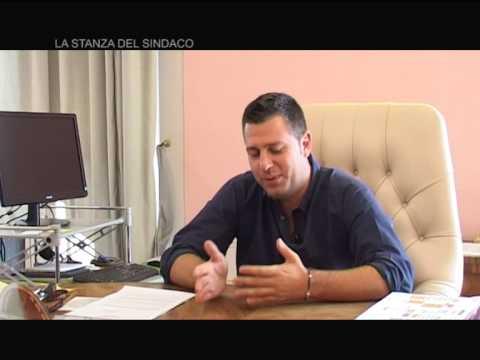LA STANZA DEL SINDACO Alessandro Delpriori