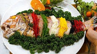 이건 요리가 아니라 아트다! 요리대회에서 해수부 장관 …