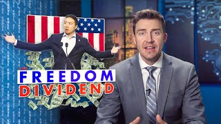 AUTOMATION, UBI & ANDREW YANG: Knee Of The Curve with Emmett Short