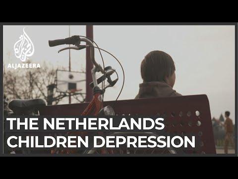 Dutch children face mental health crisis during the pandemic