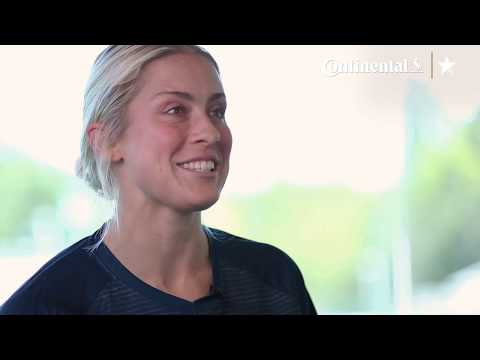 NC Courage | Abby Dahlkemper | Celebrating Soccer