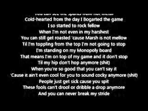Eminem - No Love (Lyrics)