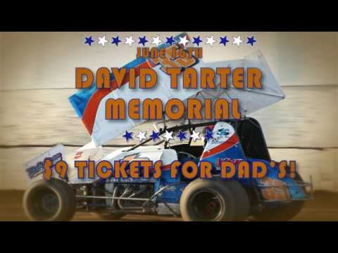 Silver Dollar Speedway - Tex David Tarter 2017