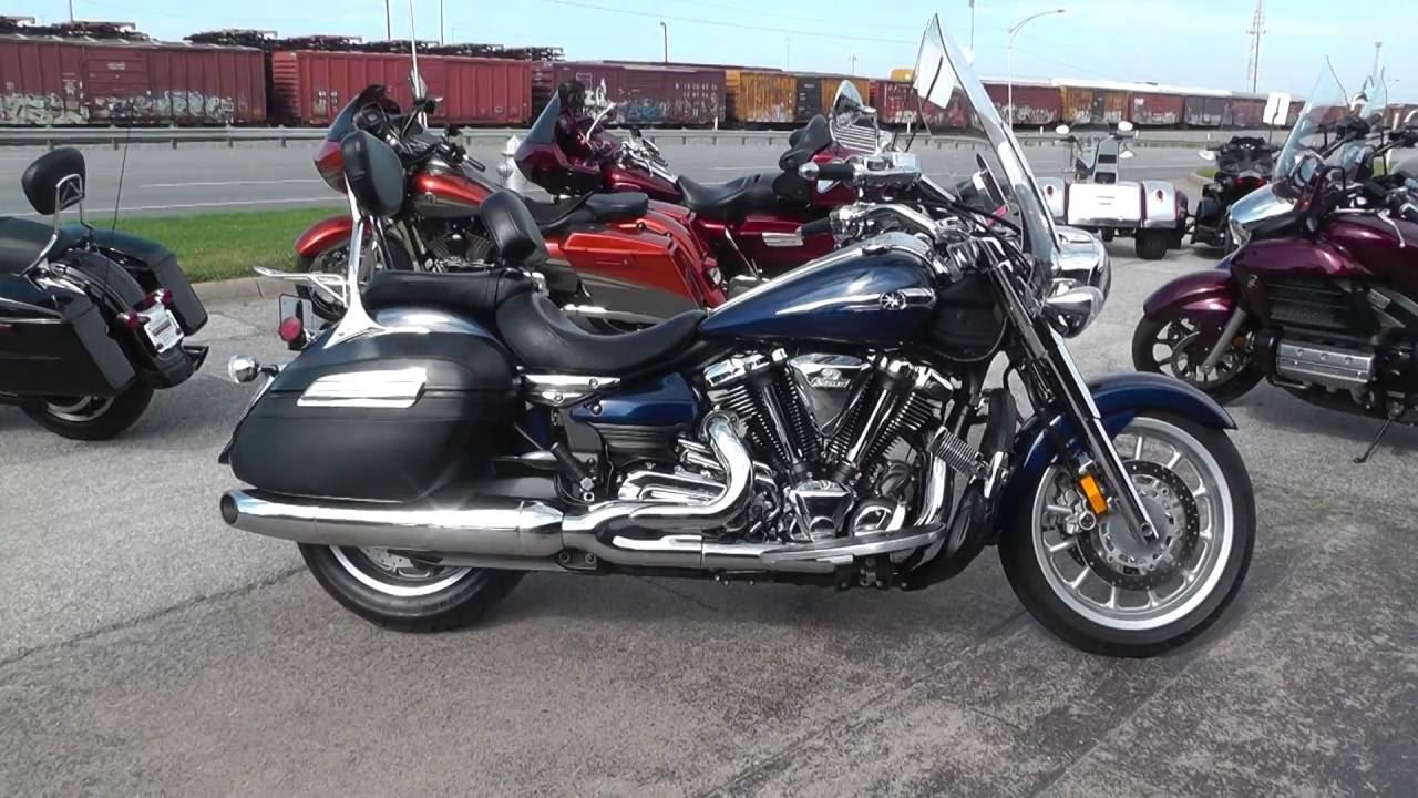 010605 - 2013 Yamaha Stratoliner S - XV19CTSDLC - Used Motorcycle ...