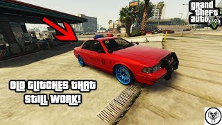 GTA 5 - TOP 10 OLD GLITCHES THAT STILL WORK (Teleport Anywhere, Super Speed, Launch Glitch) PART 2