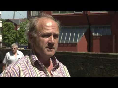Sir Tim Smit, Eden Project discussing Social Innovation - YouTube