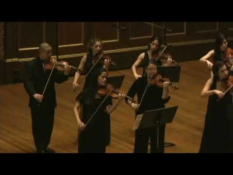 """A Far Cry performs Hossfeld's """"concerto GROSSO m. I All but Death"""""""