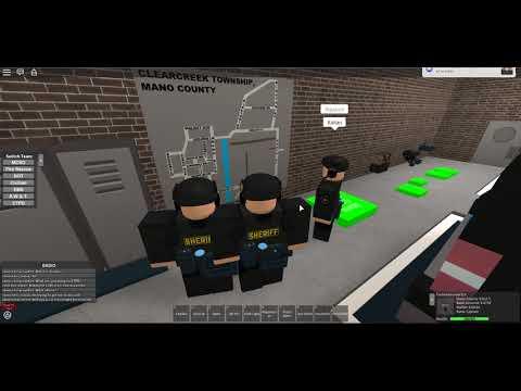 MCSO SWAT Patrol | Mano County