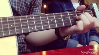 Kí ức của nước mắt - Hạnh Sino | Acoustic Guitar Cover