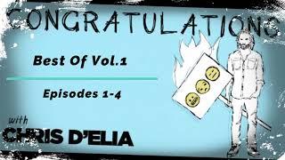 Congratulations Podcast Best Of Vol. 1 Episodes 1-4