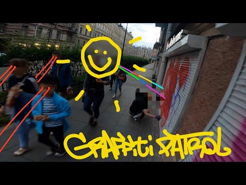 Download Graffiti patrol pART36 the future belongs to throw ups