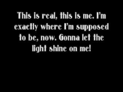 Demi Lovato- Lo Que Soy (English Lyrics)
