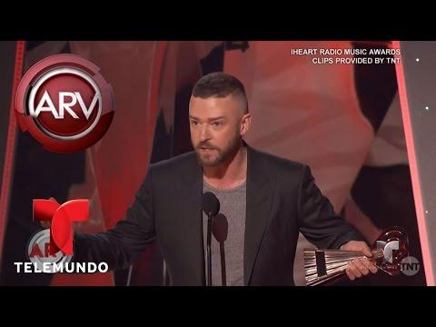 Los latinos brillan en los iHeart Radio Music Awards | Al Rojo Vivo | Telemundo
