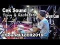 Populer Tony Q Rastafara Soundchek At Soundlizer2019