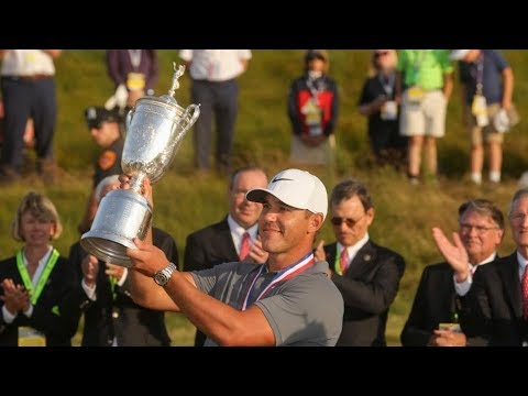 Open Championship: Another major, another Koepka lead