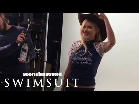 Ashley Smith Dances The Night Away | Sports Illustrated Swimsuit
