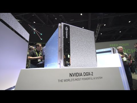 Discover the World's Largest GPU: NVIDIA DGX-2