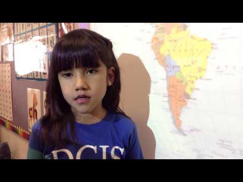 DCIS Kindergarten Global Villages Fall 2015