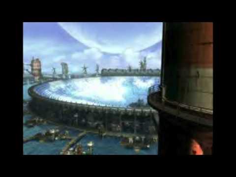 Final Fantasy VIII - Fisherman's Horizon (Flute)