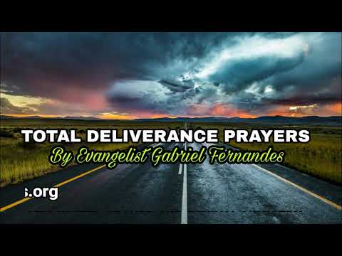 BE SET FREE TODAY IN THE NAME OF JESUS - SUNDAY DELIVERANCE PRAYERS