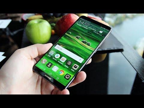 Huawei Mate 10 Pro - pierwsze wrażenia - Mobzilla Flesz odc. 5